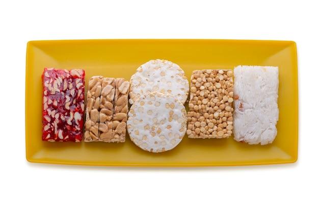 Prophet muhammad geburtstagsfeier desserts