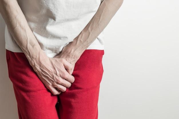 Prostatakrebs. vorzeitige ejakulation, erektionsprobleme, blase.