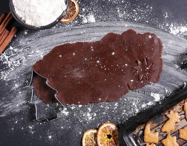 Prozess der herstellung von cookies
