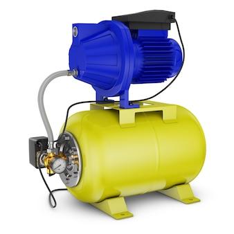 Pumpstation für wasser