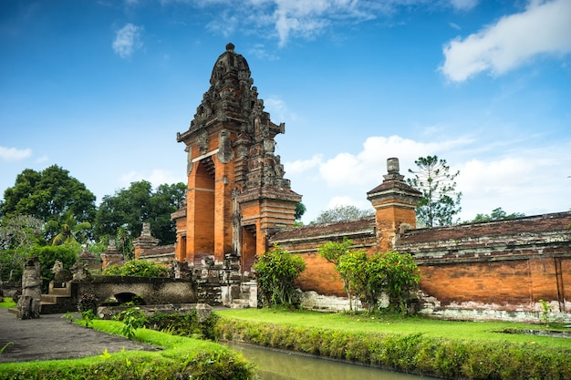 Pura taman ayun, hindu-tempel in bali, indonesien
