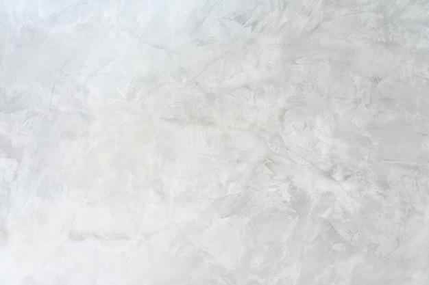 Putzwände im loft-stil, grauer, weißer, leerer raum als tapete. beliebt zu hause