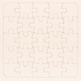 Puzzle-modell