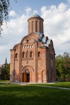 Pyatnytska-kirche in tschernigow, ukraine