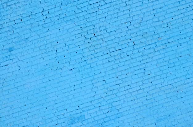 Quadratischer backsteinblockmauerhintergrund und -beschaffenheit.