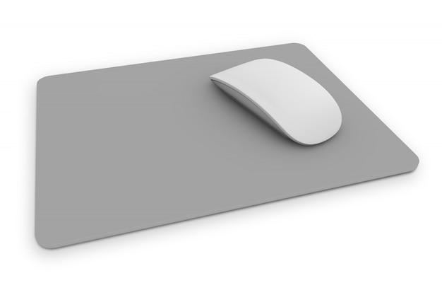 Quadratisches mousepad
