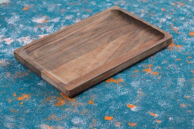 Quadratisches schneidebrett aus eiche