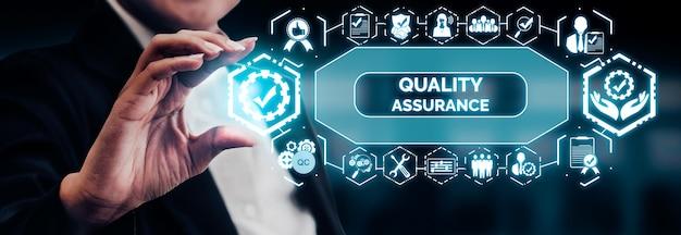 Qualitätssicherungs- und qualitätskontrollkonzept