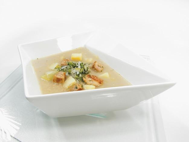 Quinoasuppe