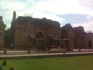 Qutb minar gebäuden