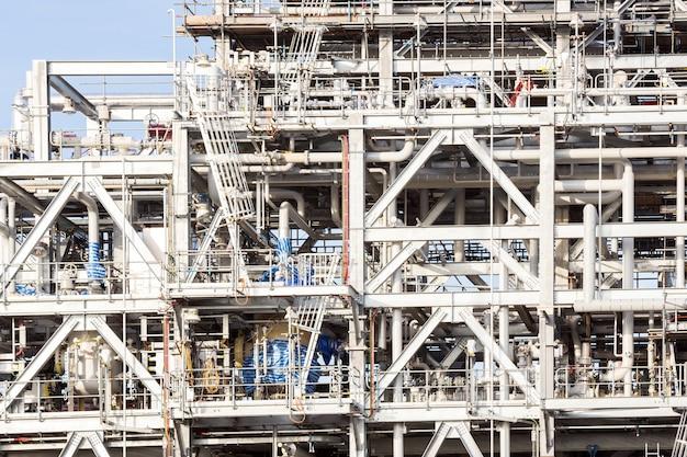 Raffinerieanlage