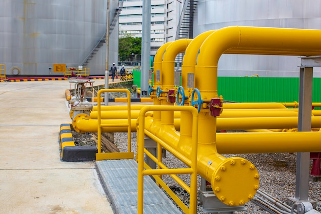 Raffinerieanlagenausrüstung für öl- und gasventile der gelben leitung bei gasanlagendrucksicherheitsventil selektiv