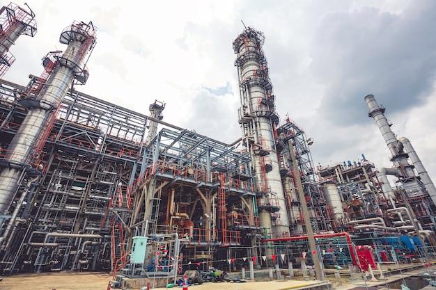 Raffinerieanlagenausrüstung für pipeline-öl und -gas