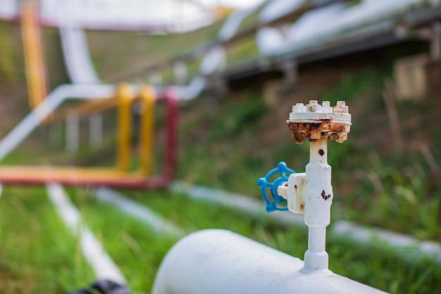 Raffinerieanlagenausrüstung für pipeline-öl- und gasventile an gasanlagen drucksicherheitsventil selektiv