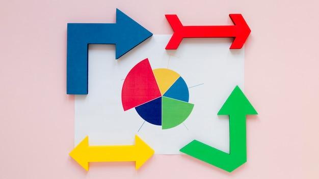 Rahmen des wirtschaftsberichts