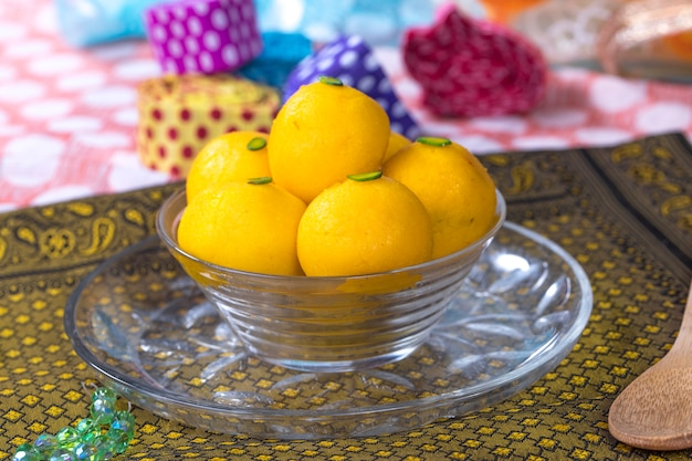 Rajbhog süßspeise