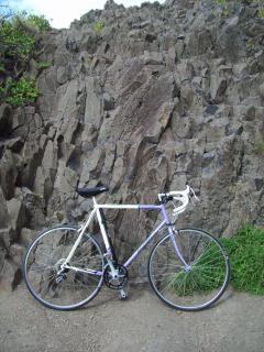 Raleigh trilite und basalt - zweite beac