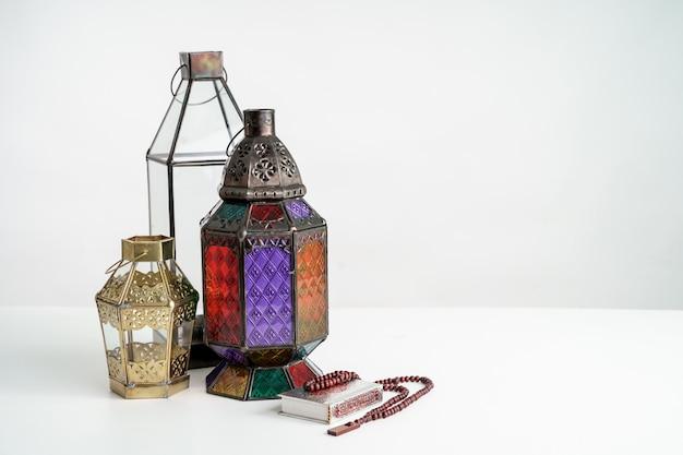 Ramadan und eid laterne