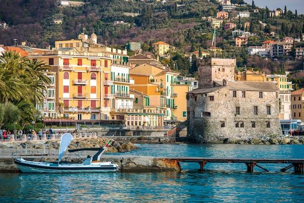 Rapallo luguria italien