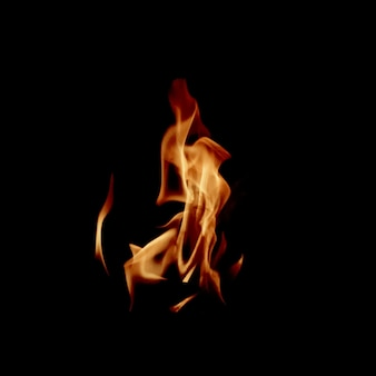 Rasende flamme