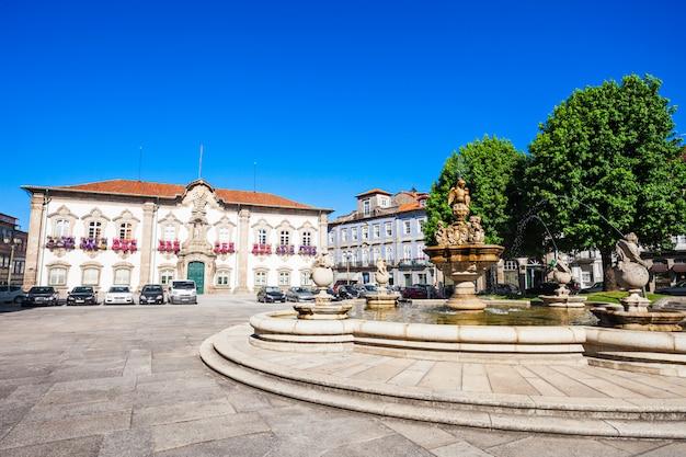 Rathaus von braga