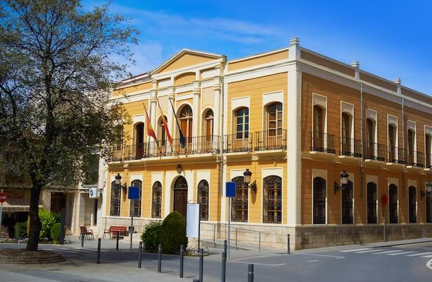 Rathaus von quintanar de la orden toledo