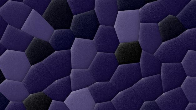 Rau auf mosaikoberflächen-zusammenfassungshintergrund