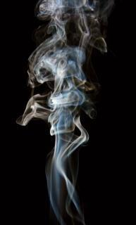 Rauch, abstrakt, aroma
