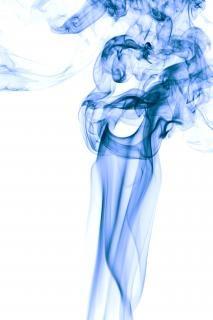 Rauch-, effekt-, zen, bewegung