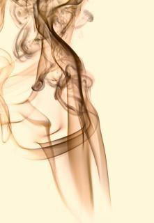 Rauch, farbe, geruch
