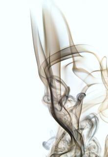 Rauch, geruch, geruch