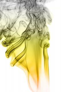 Rauch, magie, effekt