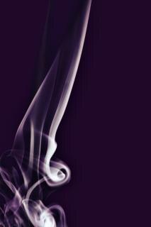 Rauch, rauch, aromatherapie