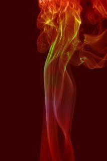 Rauch, rauch, hintergrund, aroma
