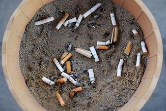 Rauchen wird sicherlich Ihre Gesundheit schädigen