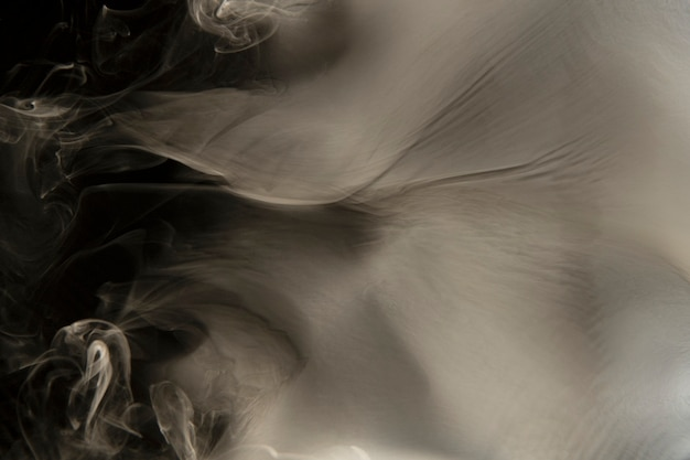 Rauchhintergrundbeschaffenheit, beige abstraktes design