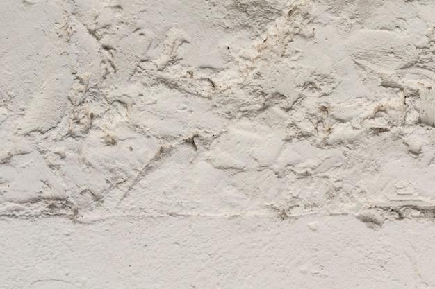 Raue betonoberfläche mit putz