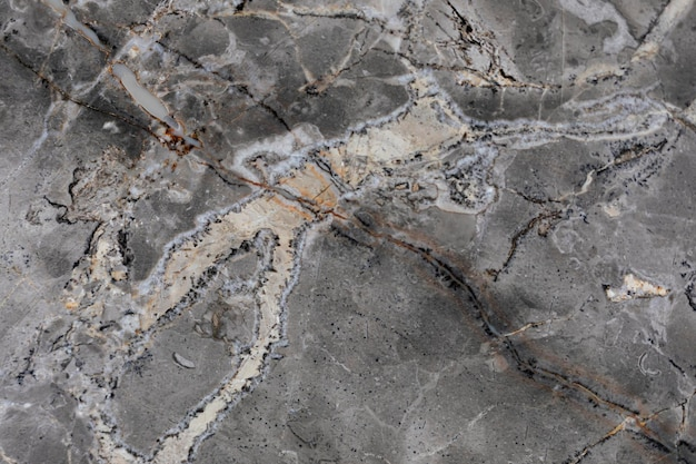 Raue graue marmorstruktur mit streifen Premium Fotos