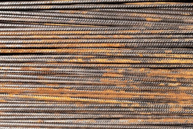 Raue metallische oberflächentextur Kostenlose Fotos