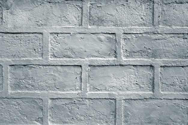 Raue weiße backsteinmauerstruktur