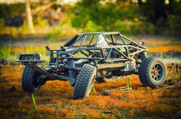 Rc-modell-buggy