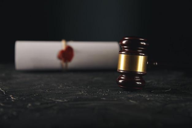 Rechtliche trennungsdokumente