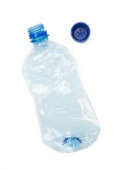 Recycelbare plastikflasche