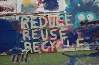 Recycling, globalwarming