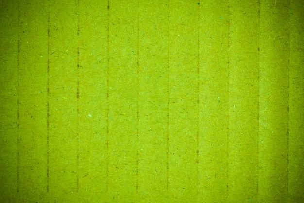 Recycling grüner kartonstruktur.