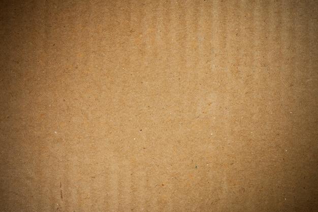 Recycling von brauner pappe textur.