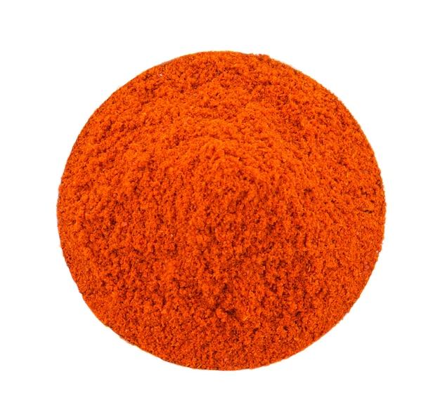 Red chilli pfefferpulver