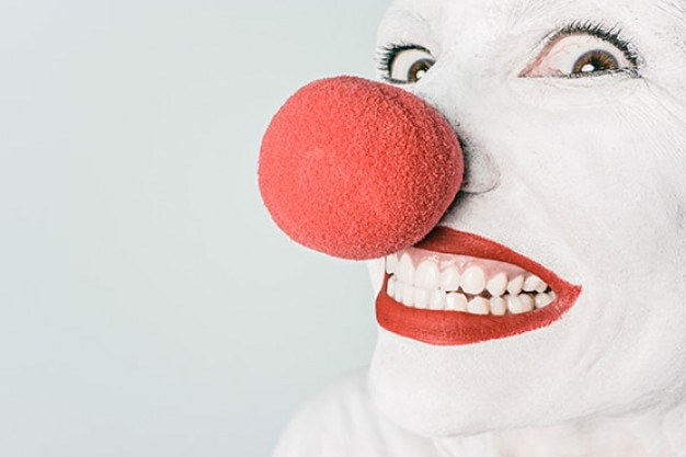 Red falsche nase