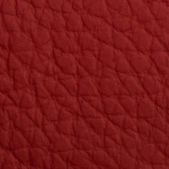 Red leder textur für hintergrund