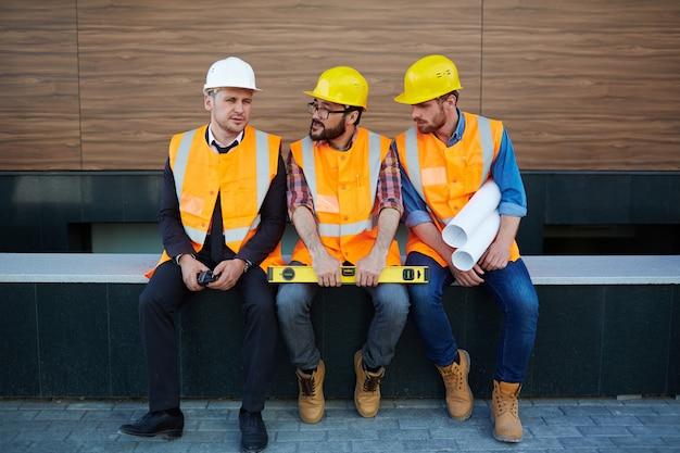 Rede von konstrukteuren